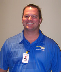 Kyle at ServiceMaster in Bend OR