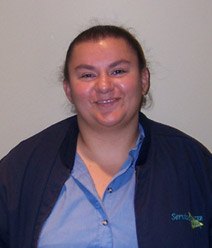 Edith at ServiceMaster Cleaning Specialists in Bend, OR