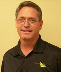 Scott Maricle - owner of ServiceMaster Cleaning Specialists