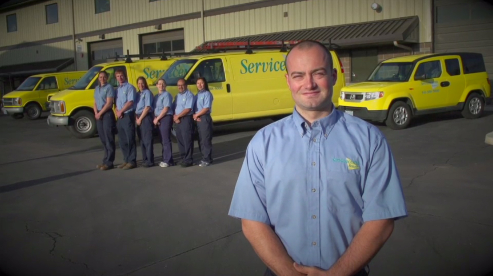 Nick With Water Damage Technicians